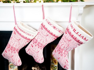 old-style stockings